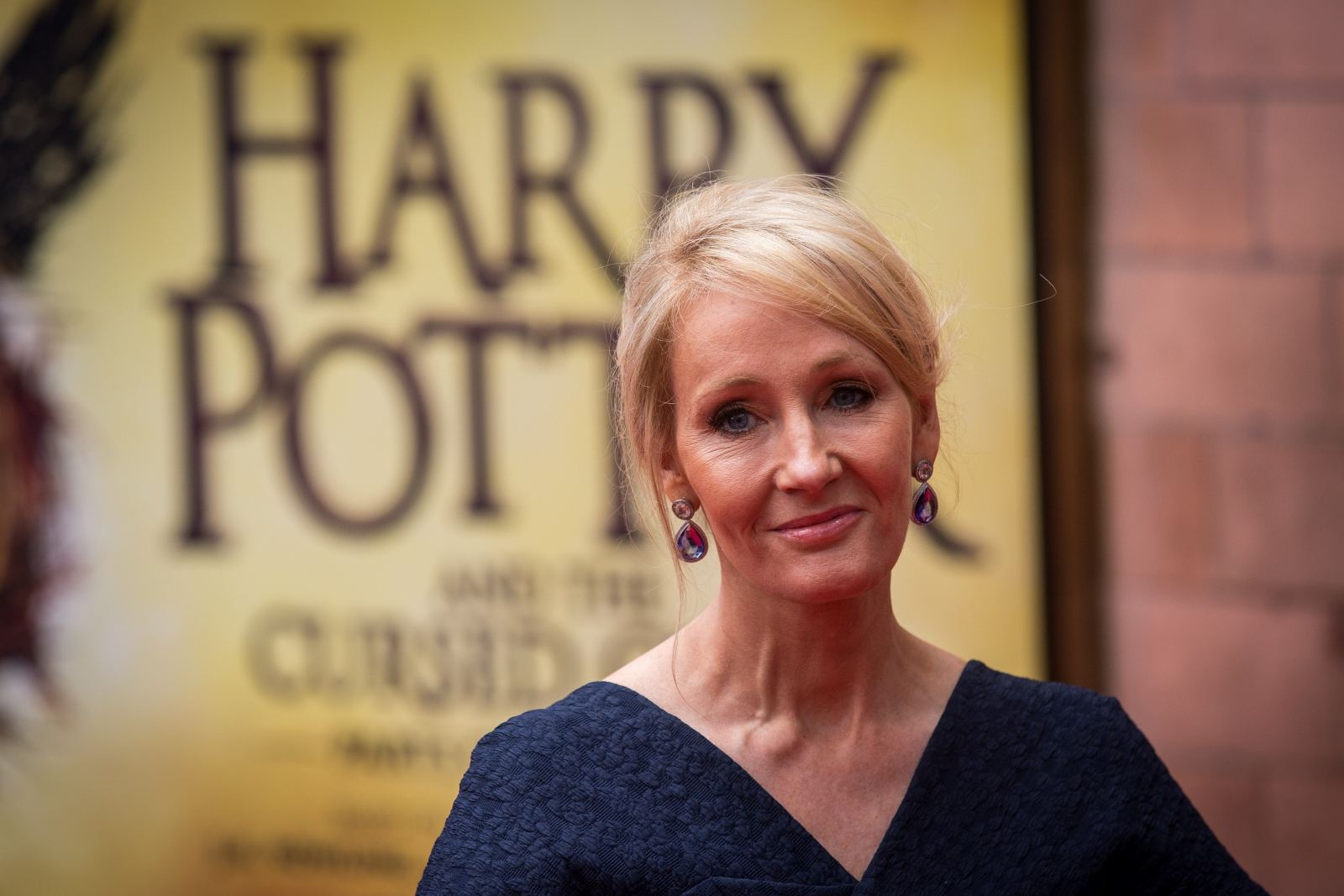 JK Rowling takes aim at former fan over Trump ban comments
