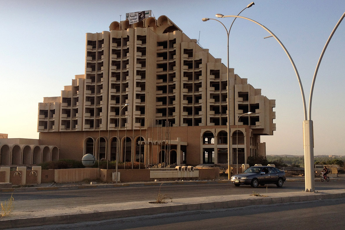 Mosul Isis Nineveh Oberoi Hotel Inheritors