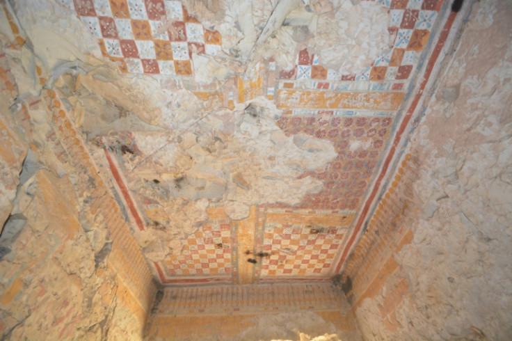 Khonsu's tomb