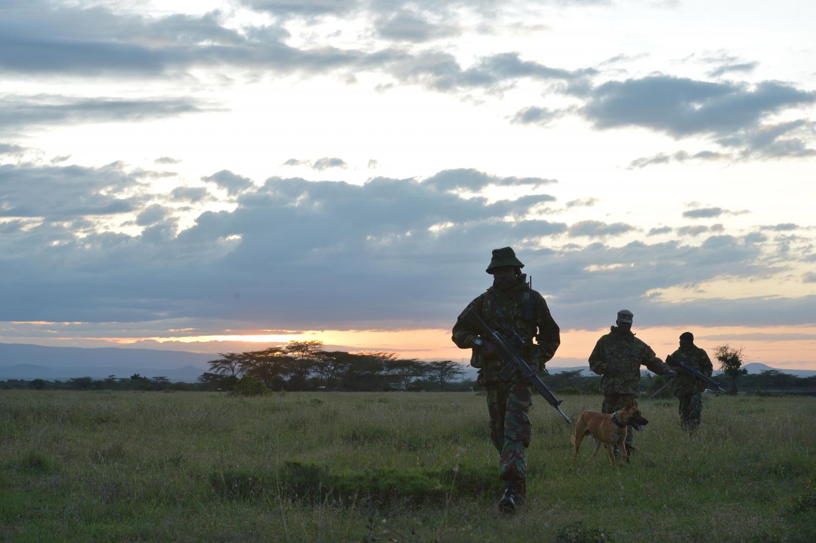 Laikipia County, Kenya