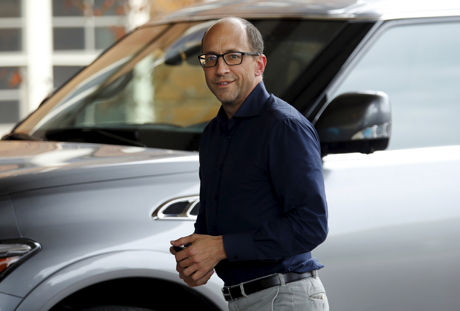 Former Twitter CEO Dick Costolo