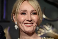 J K Rowling slams Twitter users for threatening to burn her books