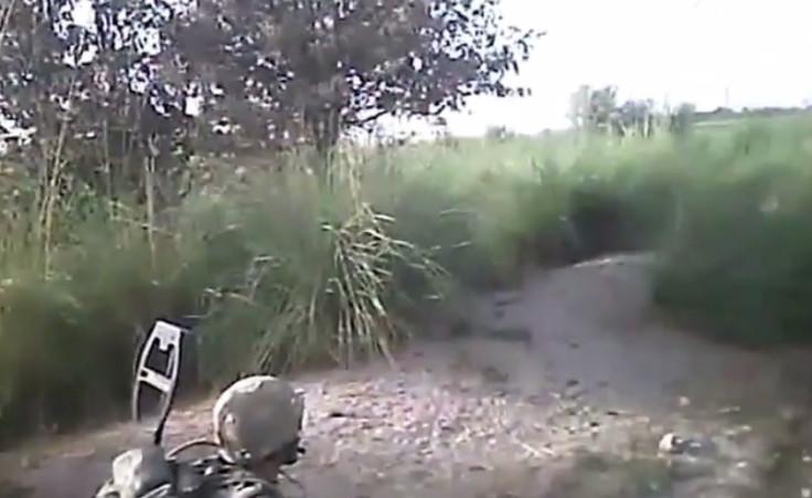 alexander blackman afghanistan video
