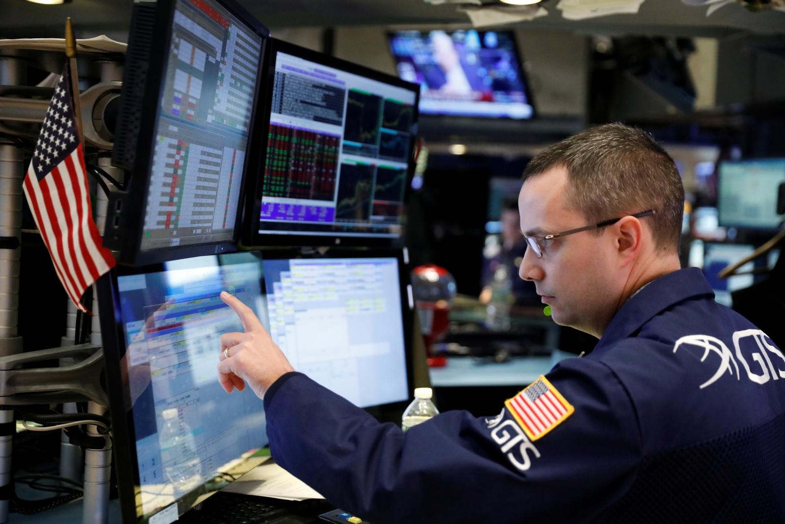 US stock market