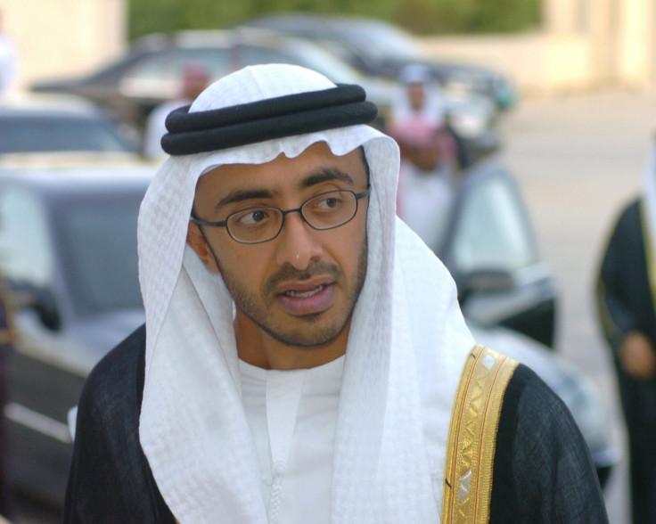 Sheikh Abdullah bin Zayed