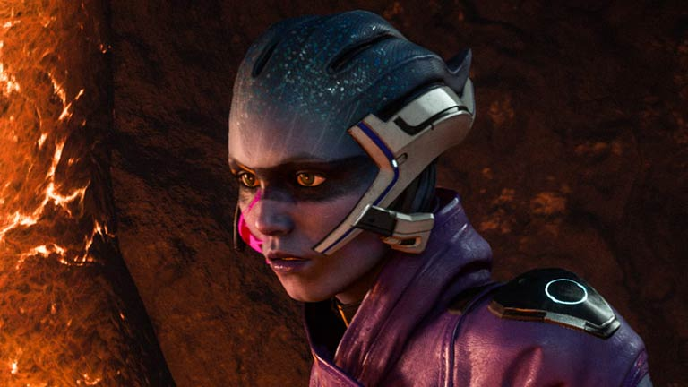 Andromeda's Pre-Order Trailer Offers A Quick Glimpse At Multiplayer