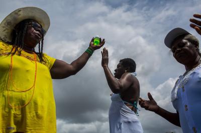 Iemanja Brazil Candomble Umbanda Yoruba