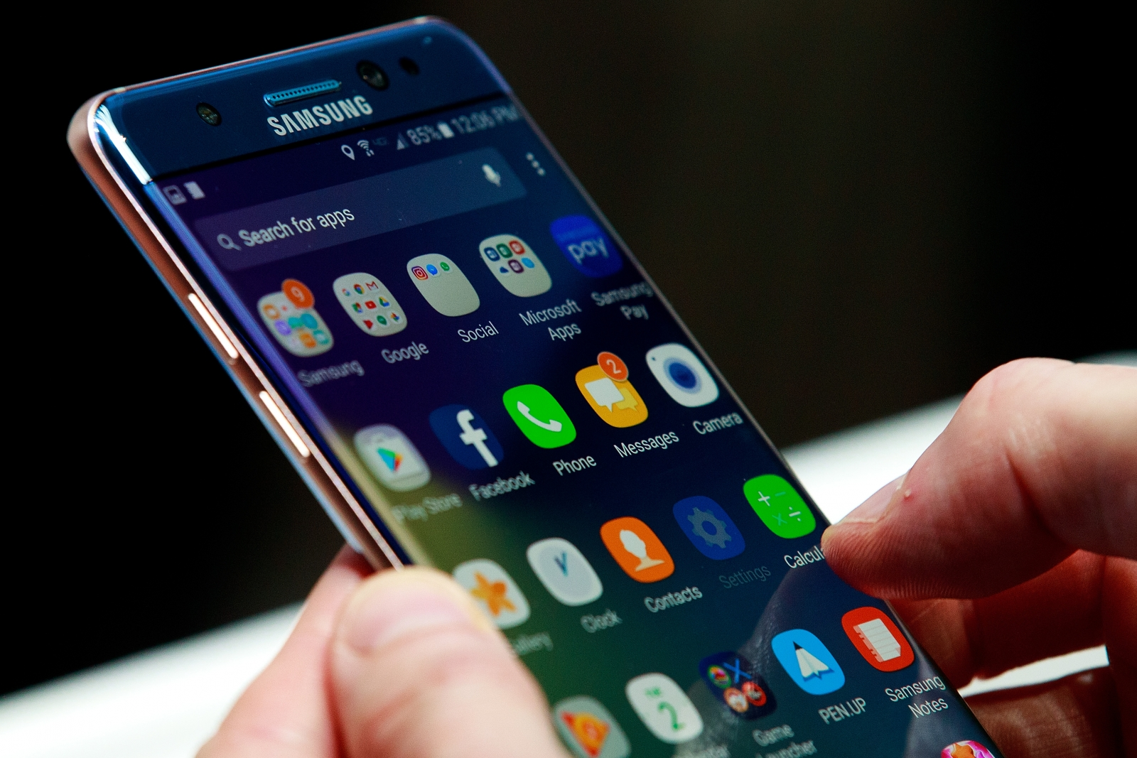 Galaxy S8 might use batteries from Murata