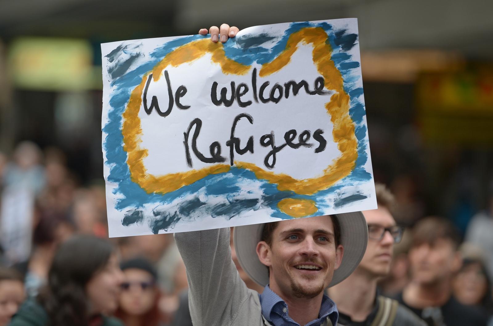 Australia refugees