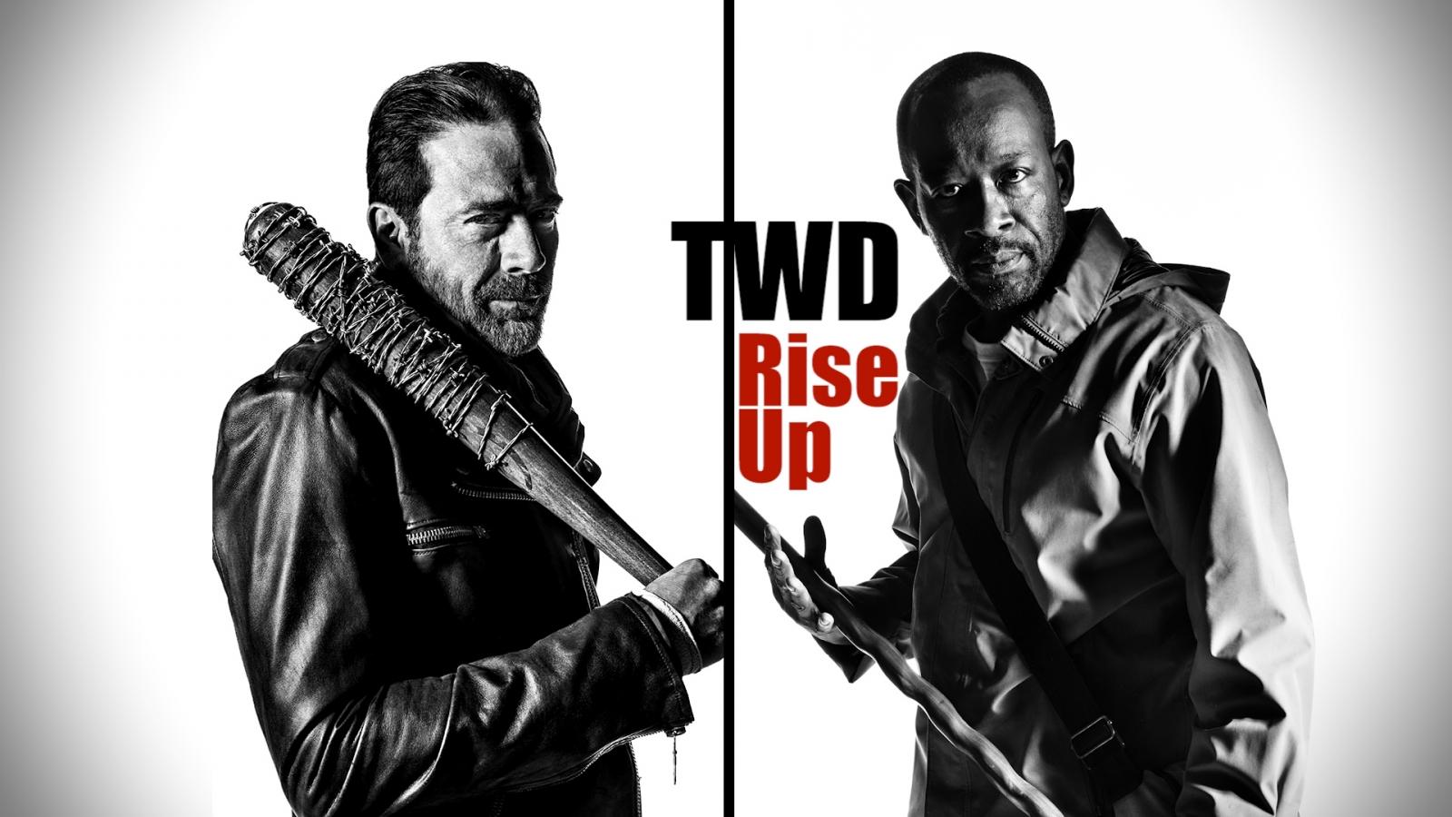 The Walking Dead Villain Negan Will Challenge Morgan In Season 7 Teases Lennie James