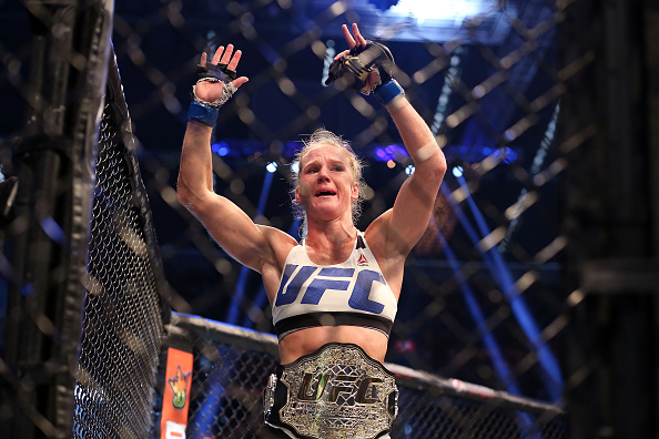 Coach believes Holly Holm 'broke' Ronda Rousey