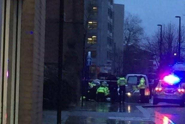 Croydon stabbing