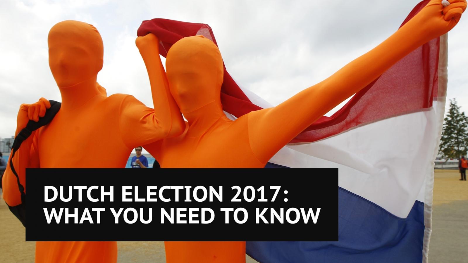 Dutch election 2017