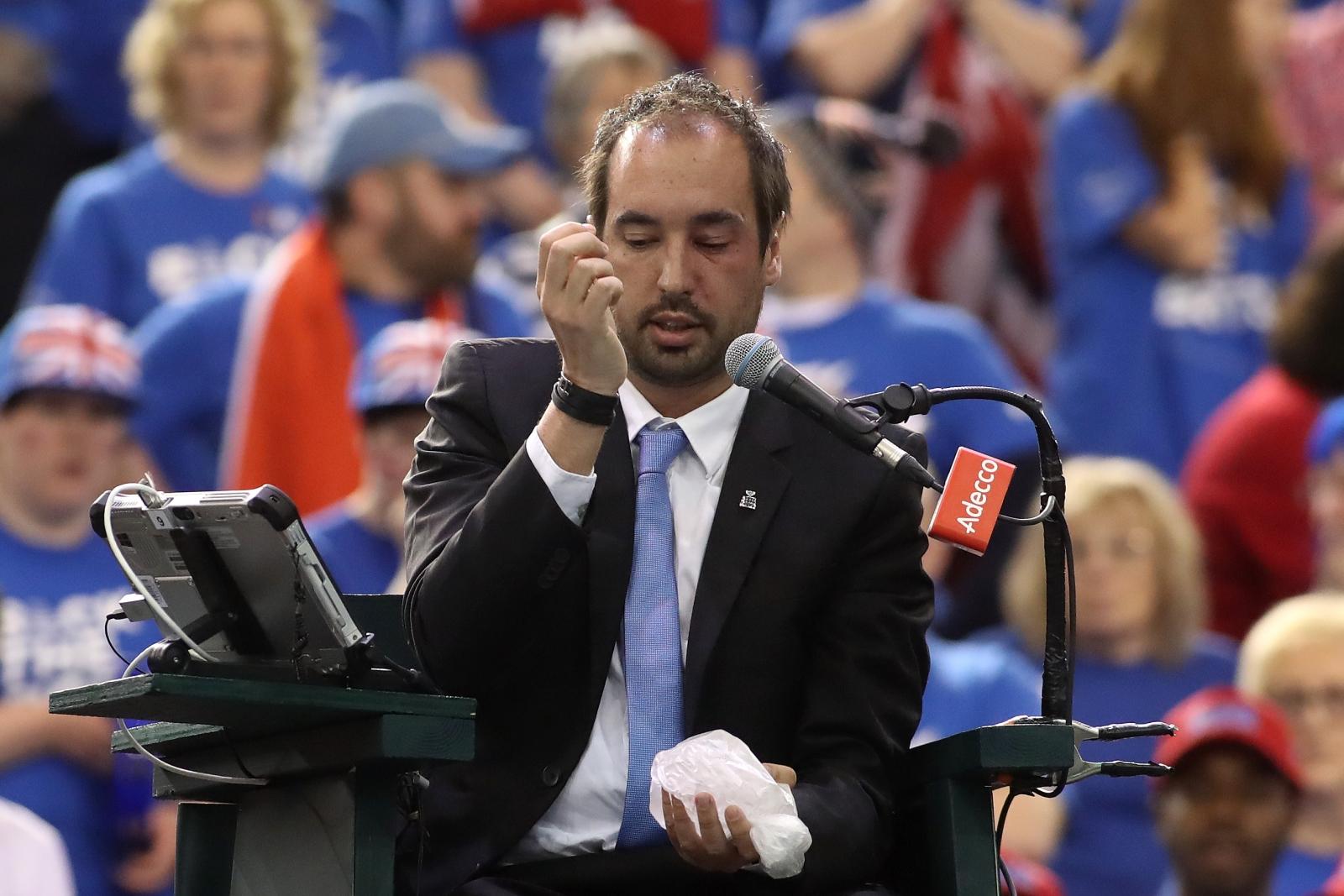 Coupe Davis : Le Canada est disqualifié et prend un grand froid !!!