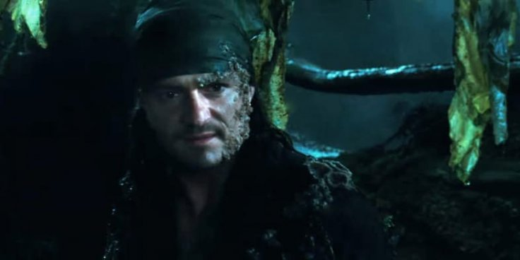 Orlando Bloom is back as Will turner