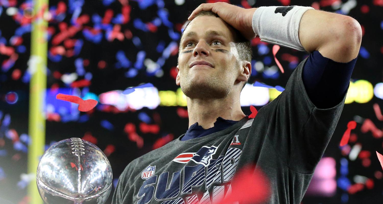 Super Bowl 51 Tom Brady