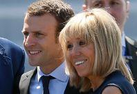 Emmanuel Macron, Brigitte Trogneux