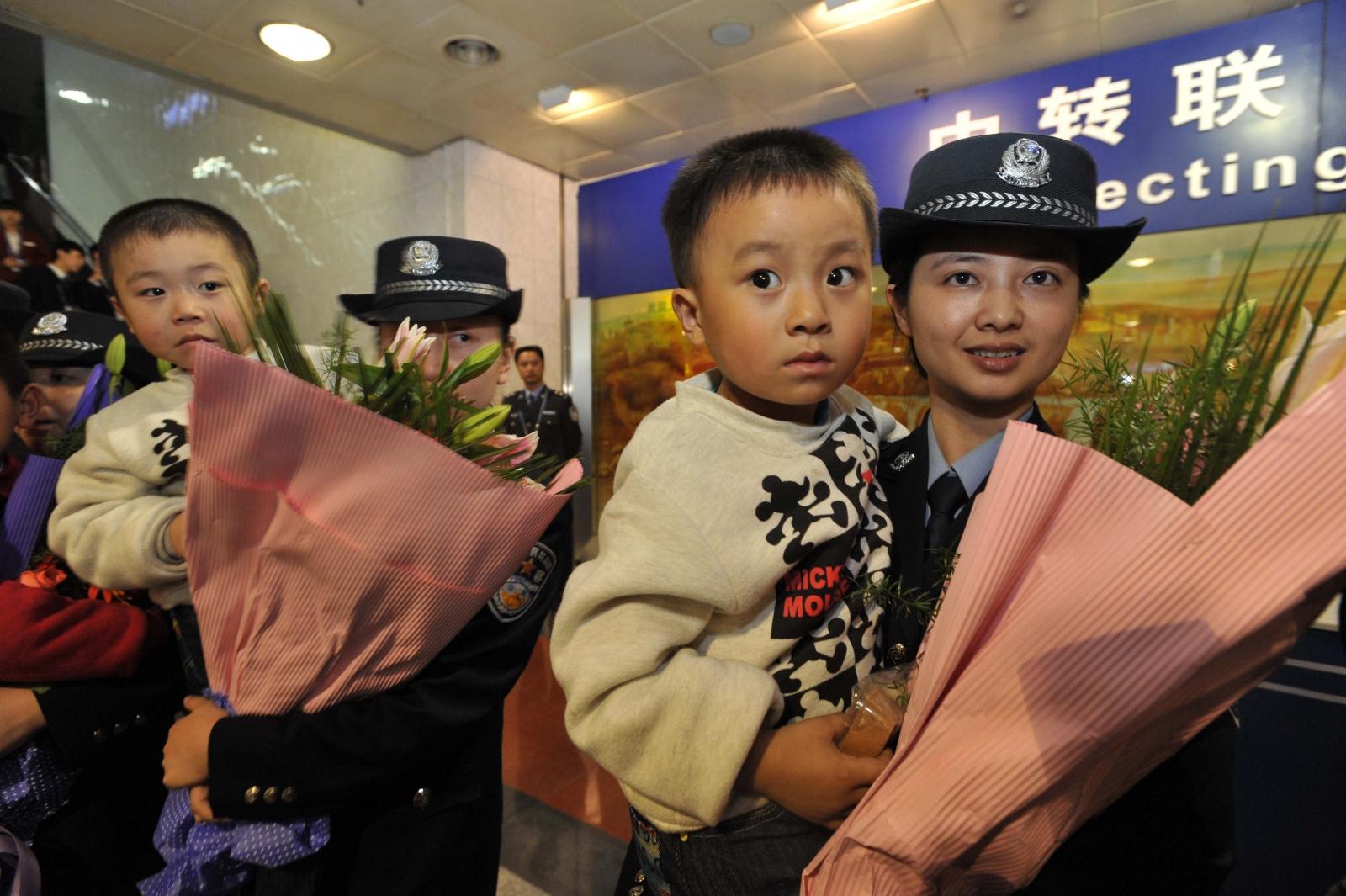 China child trafficking