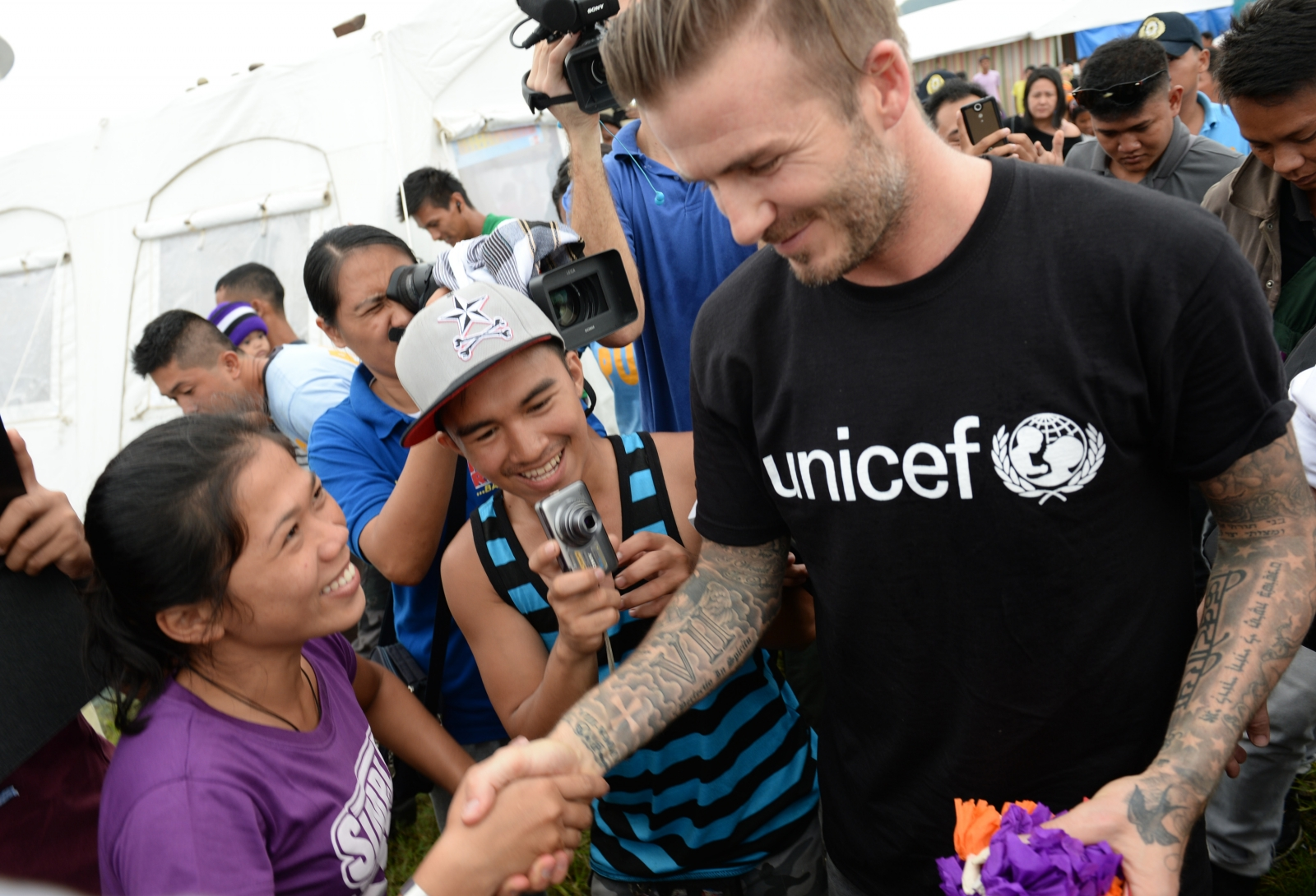 David Beckham Caught In Crossfire Of 1m Blackmail Scheme Over