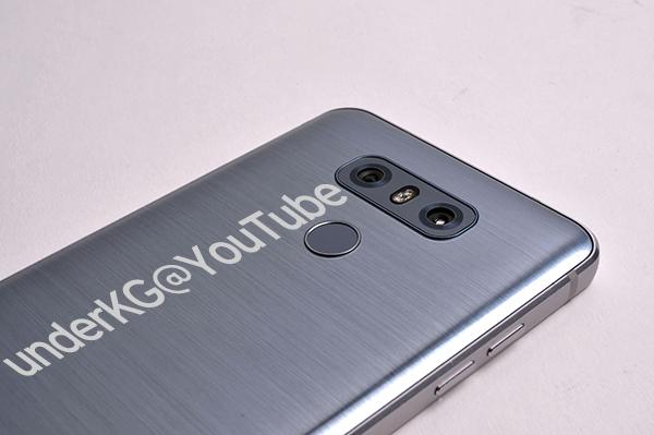 LG G6 leaked images