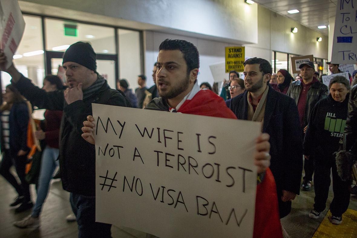 Trump Muslim immigration ban overturned