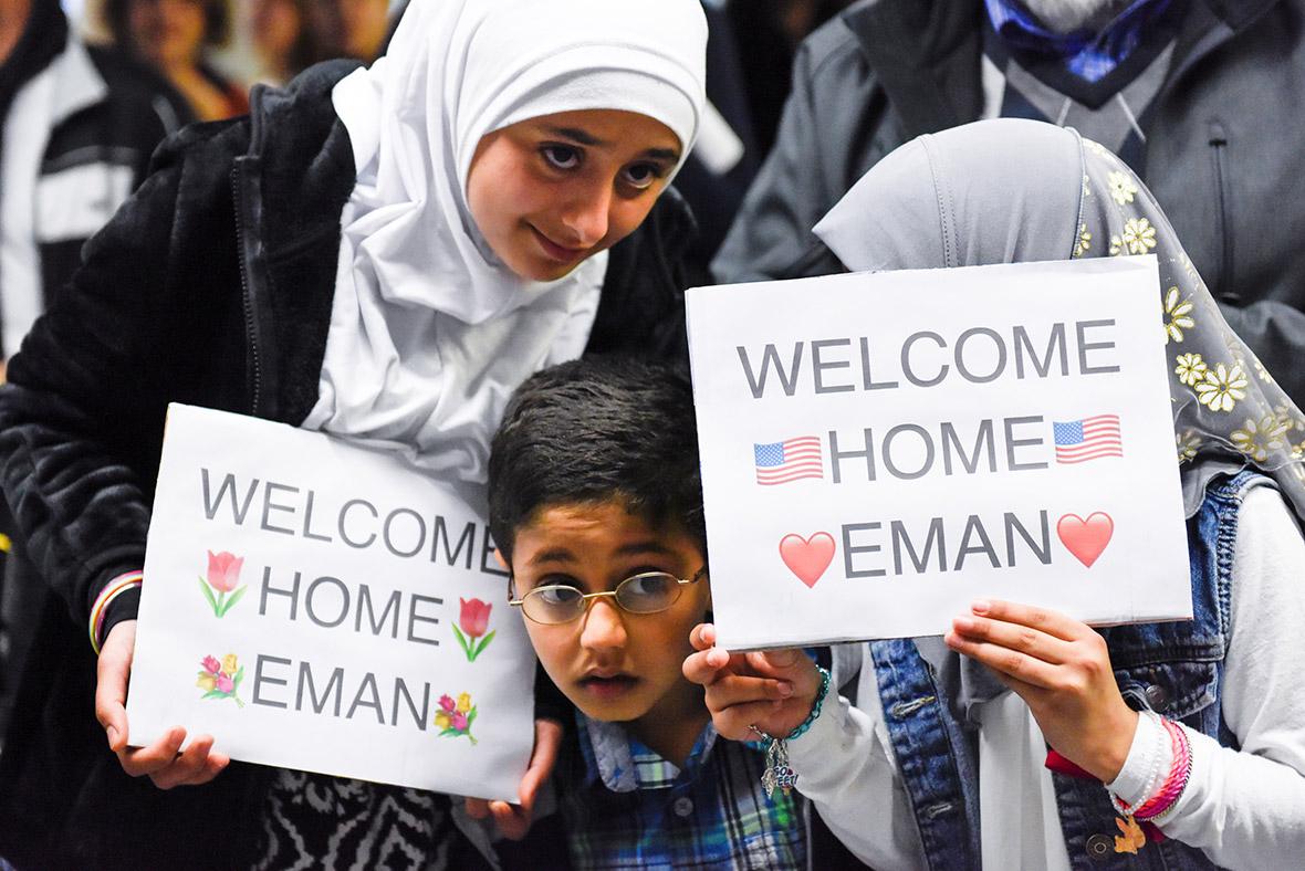 Trump Muslim immigration ban