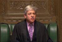 House Speaker John Bercow