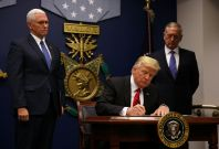 Trump's Battle With Judges Over Travel Ban Deemed 'Constitutional Crisis'