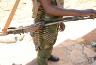 Ex-Seleka fighter
