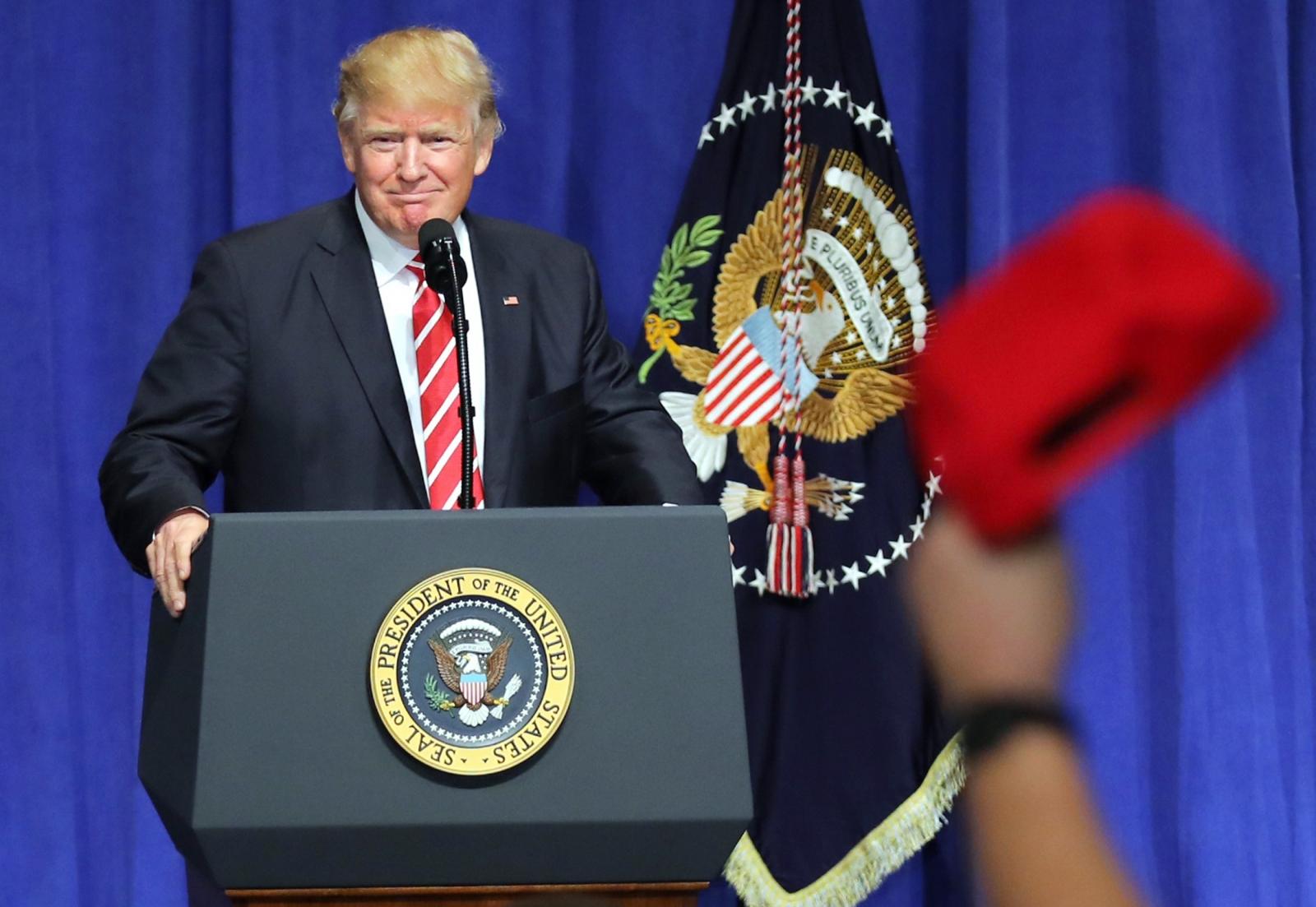 USA-TRUMP/DEFENSE