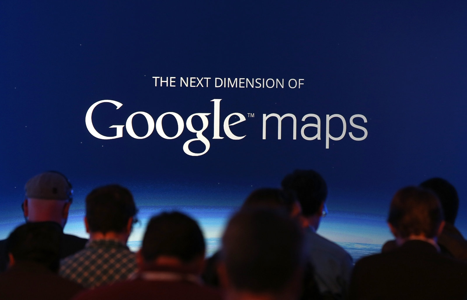 Google Maps update with real-time info