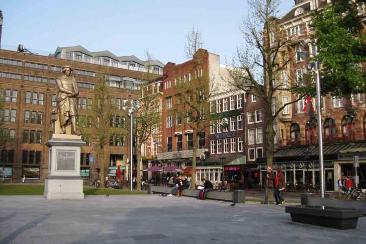 Dutch footballer Kelvin Maynard shot dead in Amsterdam