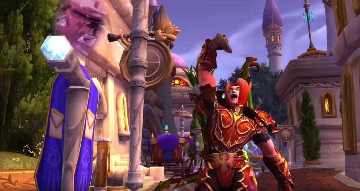 World of Warcraft Tokens Overwatch