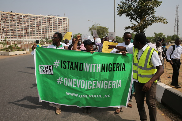 Protests in Nigeria