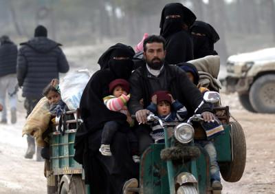 Syria al-Bab Isis Islamic State Daesh