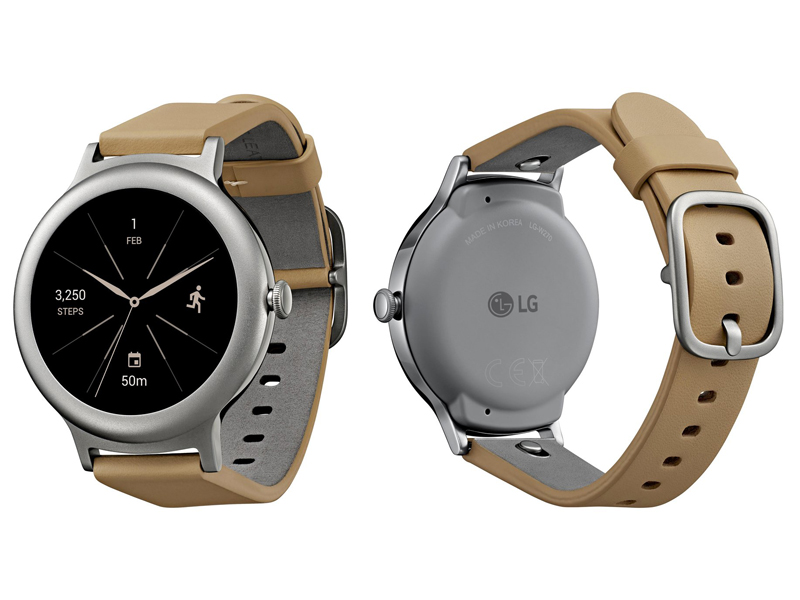 LG Watch Android Wear 2.0