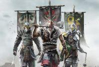 For Honor Ubisoft art