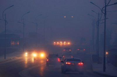 Mongolia air pollution