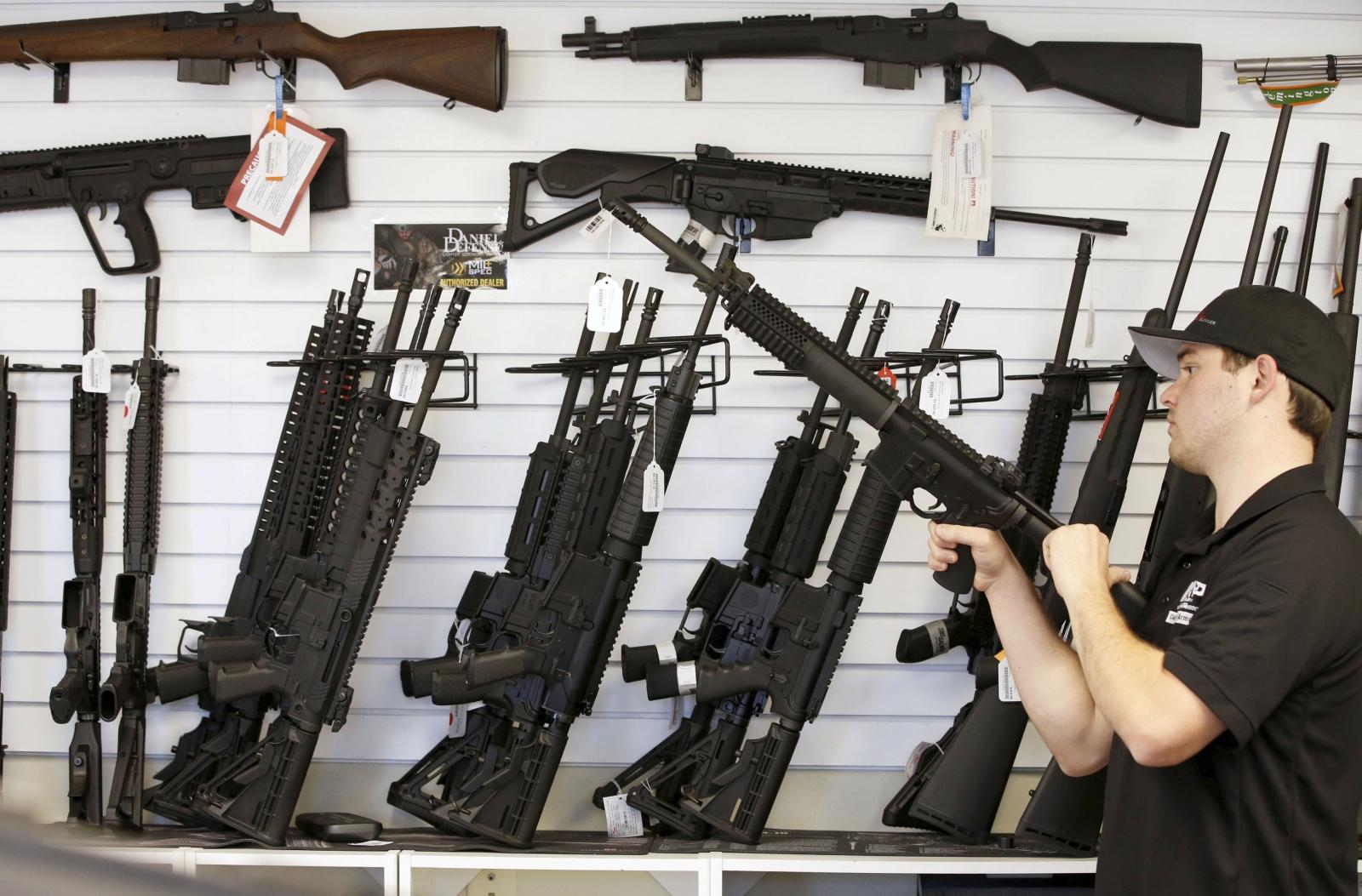 MASSACHUSETTS-GUNS