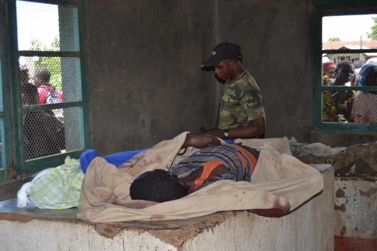 Victims of ADF-Nalu rebel group