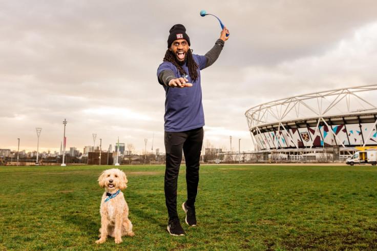 Work Out Like a Dog - Our Parks CEO Born Barikor