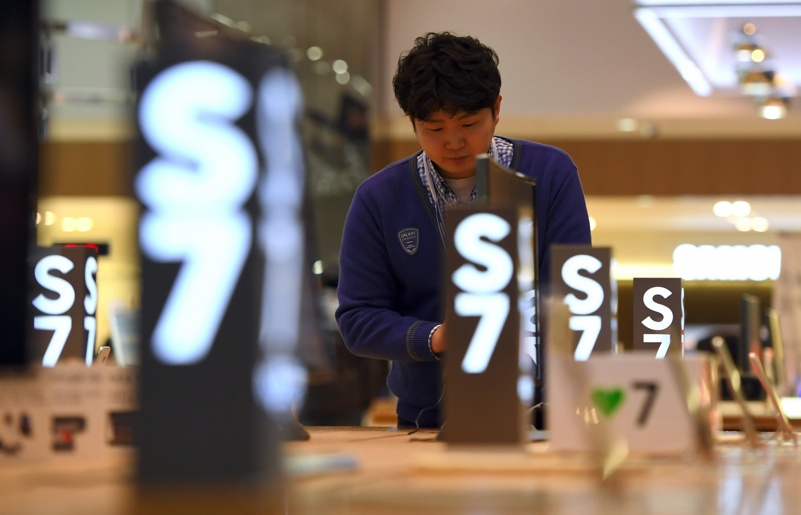 Galaxy S7, S7 Edge stability improvement update