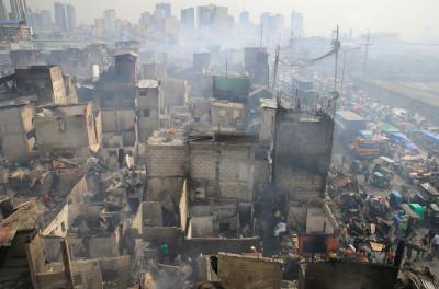 Manila fire