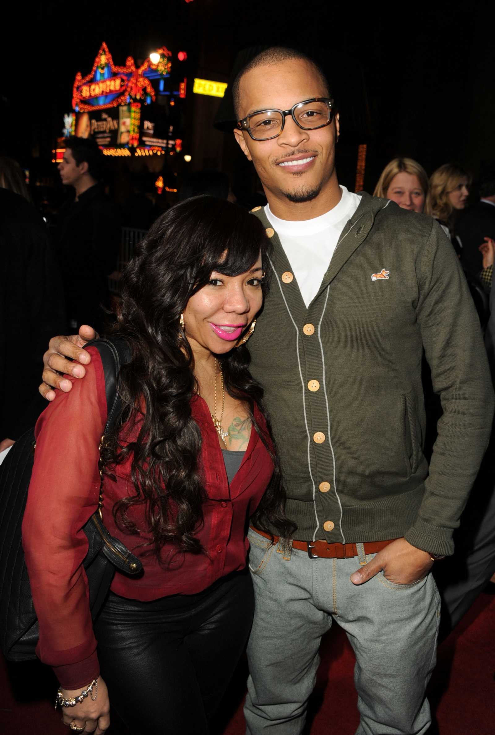 ti and tinys divorce is back as rappers photos with nfl