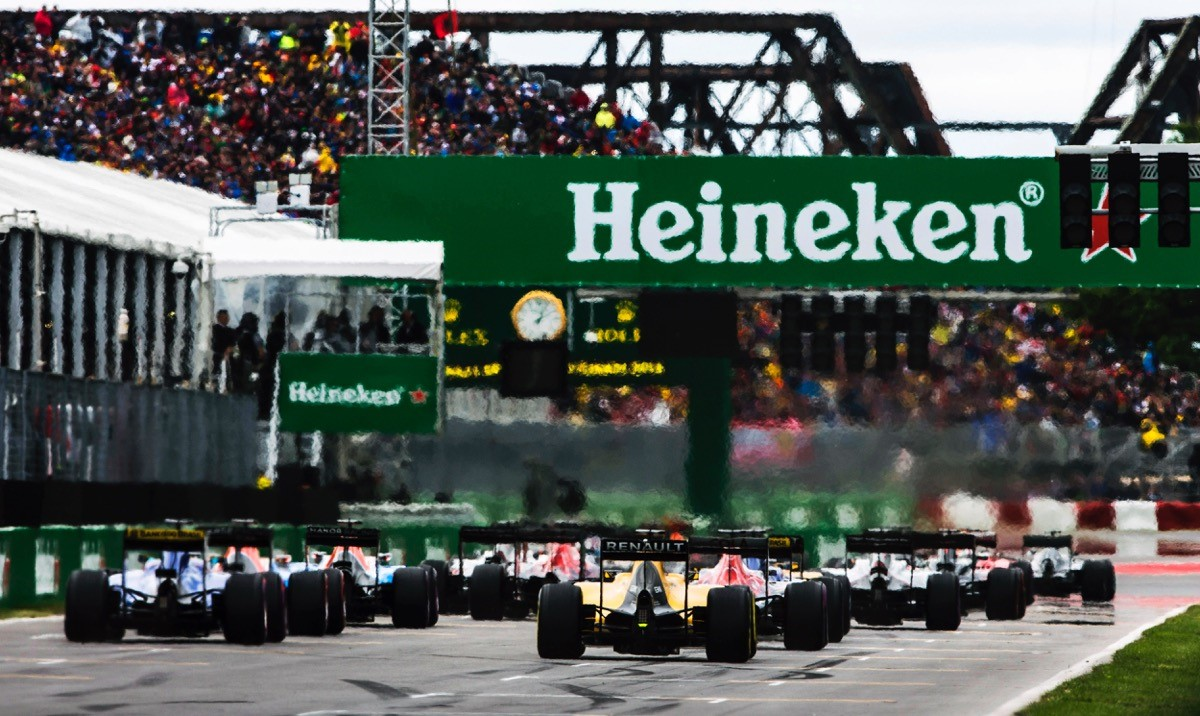 Heineken Canadian Grand Prix
