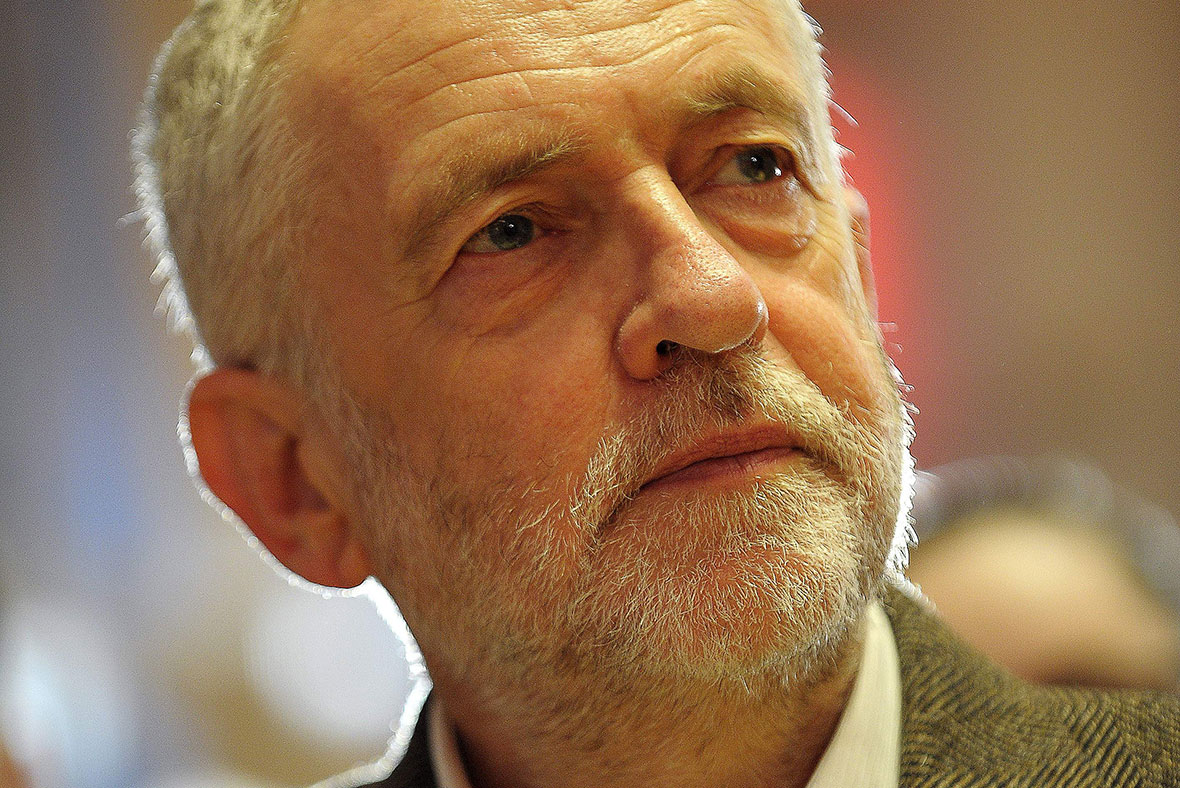 If you want the Tories out, only one man can show them the door: Jeremy Corbyn