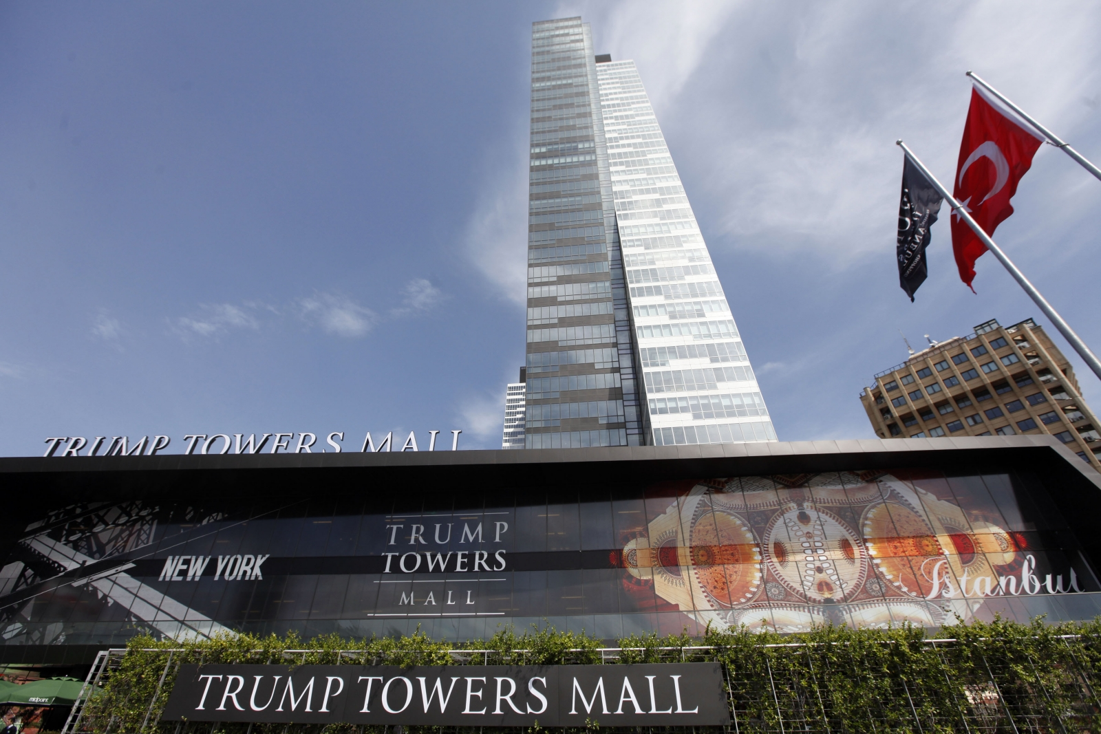 Trump Towers Istanbul