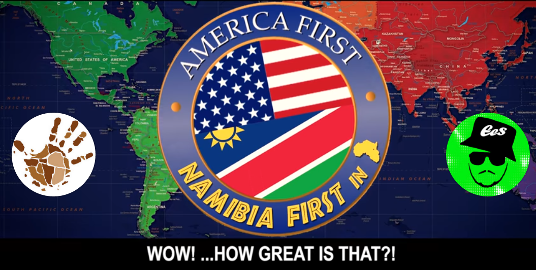 Namibia First video