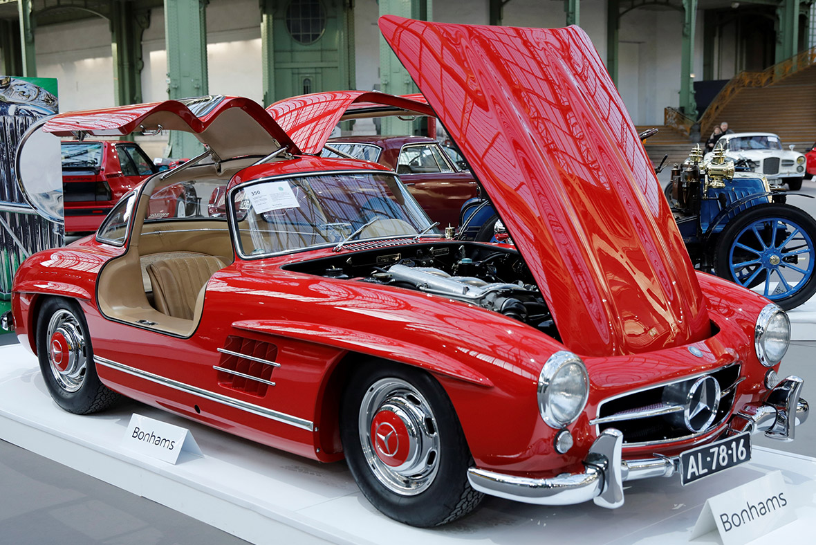 Sport Cars For Sale >> Beautiful classic and vintage cars on show and on sale at Retromobile 2017 in Paris