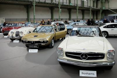 Retromobile 2017 Grand Palais Paris